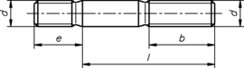 DIN 938 8.8