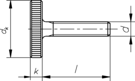 DIN 653 латунь