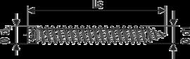 SPAX-RA Рамный анкер