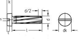 DIN 7513 B